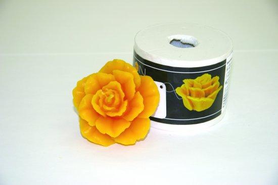 LYSON キャンドル型 FS36 薔薇