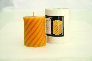 LYSON キャンドル型 FS142 ネジリロウソク - 養蜂器具の通販サイト秋田屋本店
