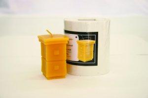 LYSON キャンドル型 FS205 2段巣箱 - 養蜂器具の通販サイト秋田屋本店