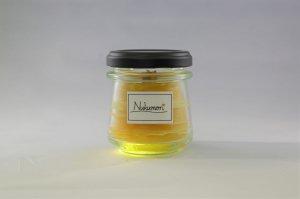 国産蜜蝋の木芯キャンドル [Nukumori]