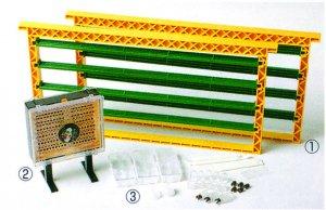 最新型 蜂児移虫器(ローヤルゼリー生産器具) - 養蜂器具の通販サイト秋田屋本店