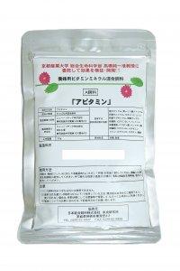 アピタミン[ビタミン・ミネラル混合飼料]《支払方法:代金引換専用》 - 養蜂器具の通販サイト秋田屋本店