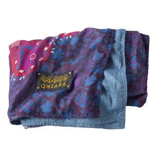 SALE 【Chiara】mandala square mat -pink-