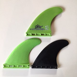 送料無料商品!【 3DFINS 】COMPOSITE 5.0 - GREEN/BLACK - FUTURE