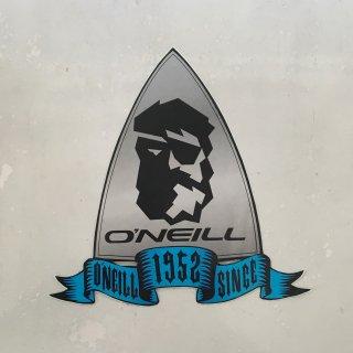 メール便可!クラシック80'sステッカー【O'NEILL】XL