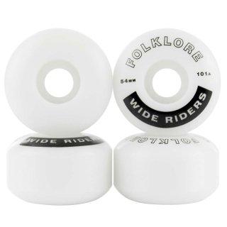 【FOLKLORE】WIDE RIDERS ・ フォークロアのワイドライダースケートウィール