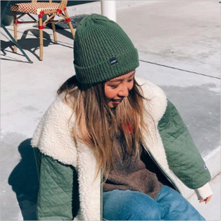 <img class='new_mark_img1' src='https://img.shop-pro.jp/img/new/icons6.gif' style='border:none;display:inline;margin:0px;padding:0px;width:auto;' />【EMERY】FOLDED HEMP BEANIE