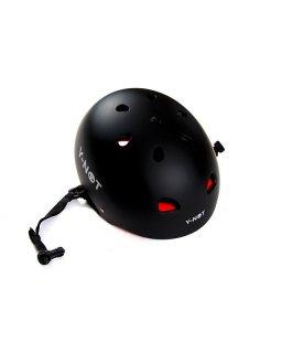 【FOLKLORE】XS | S | M | L | XL - HELMET マットブラック ・ フォークロアからのY.NOTのヘルメット