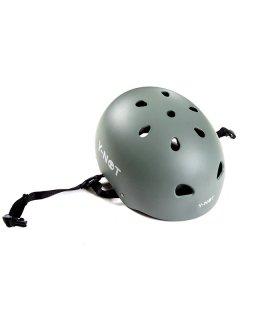 【FOLKLORE】XS | S | M | L | XL - HELMET マットグレー・ フォークロアからのY.NOTのヘルメット