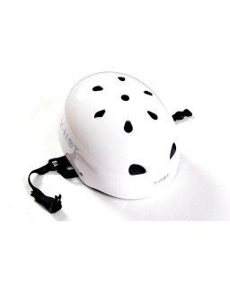 【FOLKLORE】XS | S | M | L | XL - HELMET グロスホワイト ・ フォークロアからのY.NOTのヘルメット
