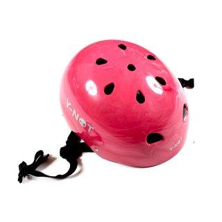 【FOLKLORE】XS | S | M | L | XL - HELMETピンクスワール・ フォークロアからのY.NOTのヘルメット