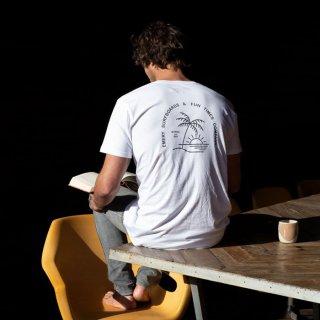 【EMERY】FUN TIMES Tシャツ - ホワイト