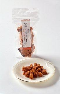 <b>トマトビスコッティ</b><br>いわきトマトランド産サンシャイントマト使用