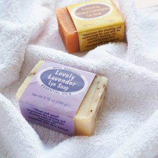 心休まる、ラベンダー。/ アーミッシュの手作りナチュラル石鹸(送料込み)