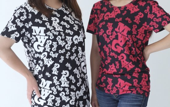 【SALE】MWG Tシャツ ピンク
