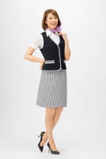 LS2743【ボンマックス】Aラインスカート