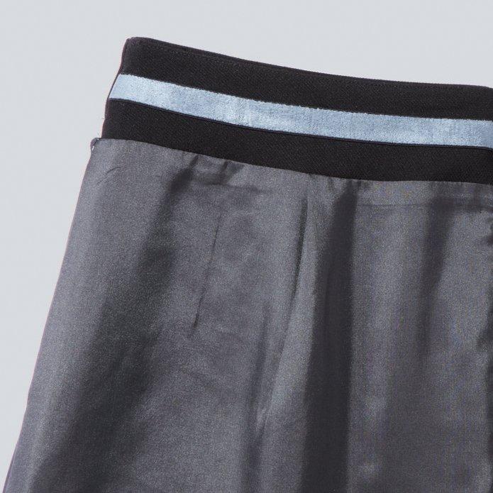 【ピエ・4500シリーズ】HCS4500 キテミテ体感スカート(52cm丈)【ストレッチ・軽量・UVカット・吸汗速乾・ウエスト部分ゴム・ホームクリーニング】