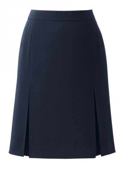 【ピエ・3500シリーズ】HCS3501 キテミテ体感プリーツスカート【ストレッチ・軽量・ホームクリーニング】