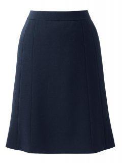 【ピエ・3500シリーズ】HCS3502 キテミテ体感フレアースカート【ストレッチ・軽量・ホームクリーニング】