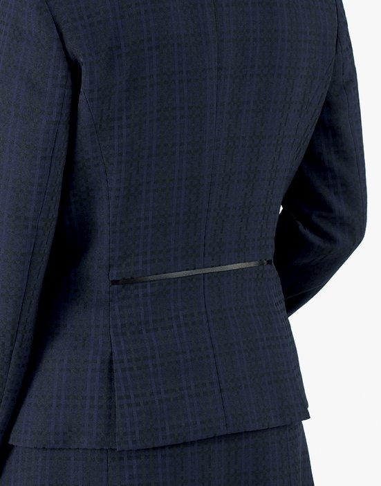 【ボンオフィス・B1804シリーズ】BCJ0114ジャケット【オールシーズン・ストレッチ・ホームクリーニング】
