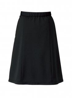 【ボンオフィス・A191シリーズ】AS2310 Aラインスカート【オールシーズン・ニット・高通気・エコ商品・部分ゴム・ホームクリーニング】