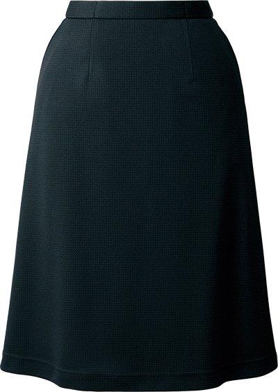 【アルファピア2019春夏新作・ニットシリーズ】AR3683 Aラインスカート【春夏商品・高通気・ニット・防シワ・ホームクリーニング(ノーアイロン)】