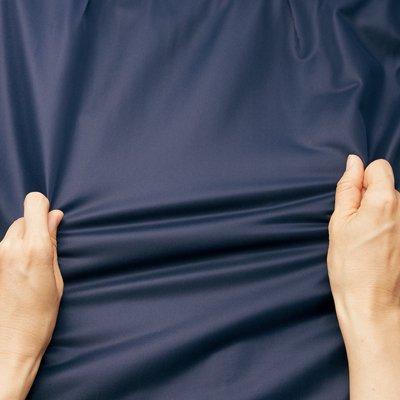 【アルファピア2019春夏新作・ミスティストライプ】AR3888 Aラインスカート【オールシーズン・ストレッチ・グリーン購入法対応・ホームクリーニング】