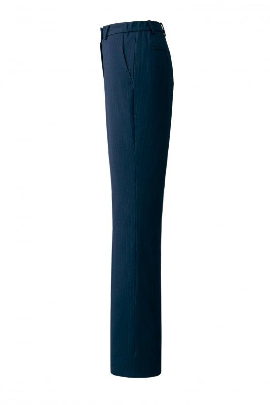 【アルファピア2019春夏新作・ミスティストライプ】AR5888 パンツ【オールシーズン・ストレッチ・グリーン購入法対応・ホームクリーニング】