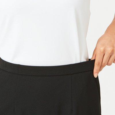 【アルファピア・YUKI TORII】YT3716 Aラインスカート【春夏商品・ストレッチ・高通気・ホームクリーニング】