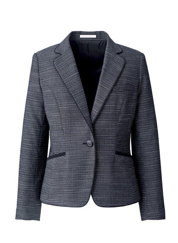 【ボンオフィス/ボンシェルジュ・B1902シリーズ】BCJ0117ジャケット【オールシーズン・抗菌消臭加工・ストレッチ・ホームクリーニング】