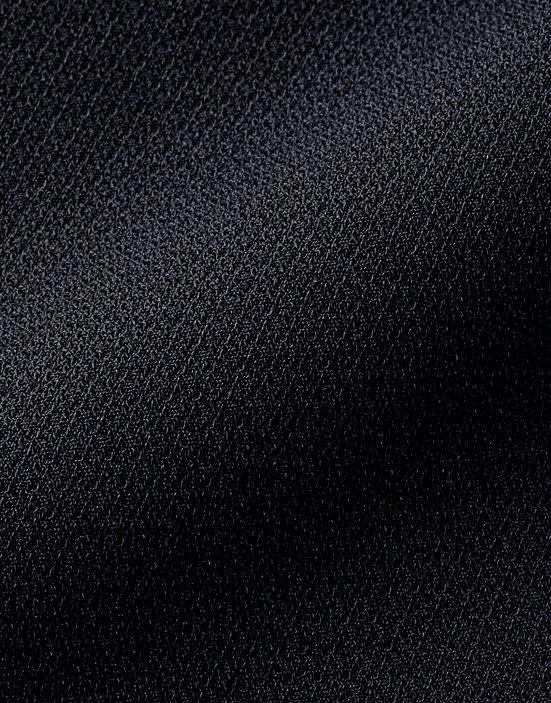 【ボンオフィス2020-21秋冬新作・A201シリーズ】AJ0271 ノーカラージャケット【オールシーズン・2WAYストレッチ・抗菌防臭裏地・ホームクリーニング】