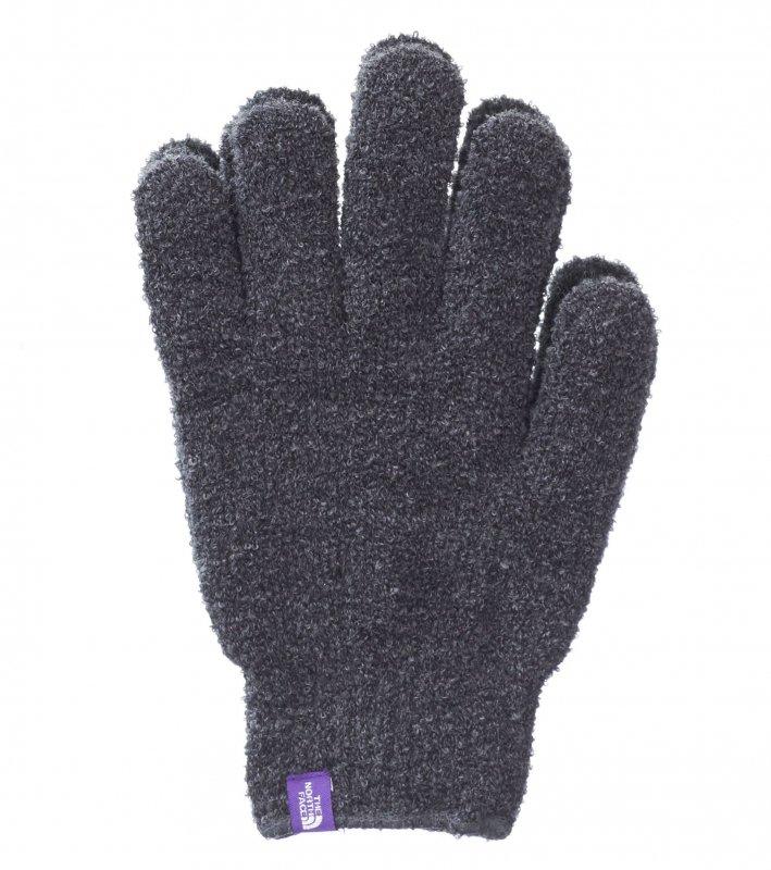 [THE NORTH FACE PURPLE LABEL]  ザ・ノースフェイス パープルレーベル Field Knit Glove NN8855N (各色)