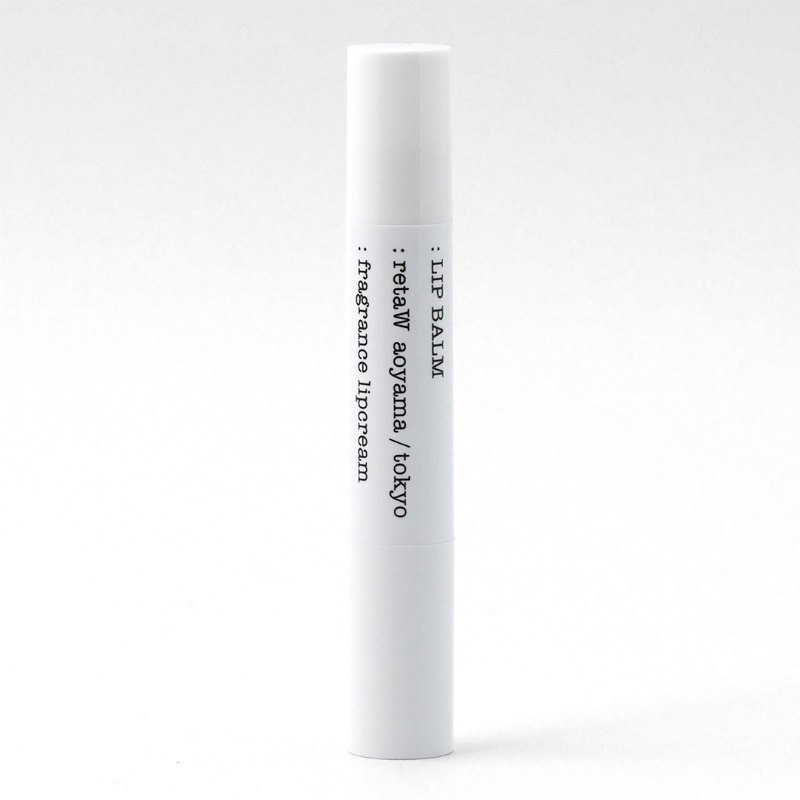 <img class='new_mark_img1' src='https://img.shop-pro.jp/img/new/icons56.gif' style='border:none;display:inline;margin:0px;padding:0px;width:auto;' />[retaW] リトゥ LIP BALM (fragment design (W))