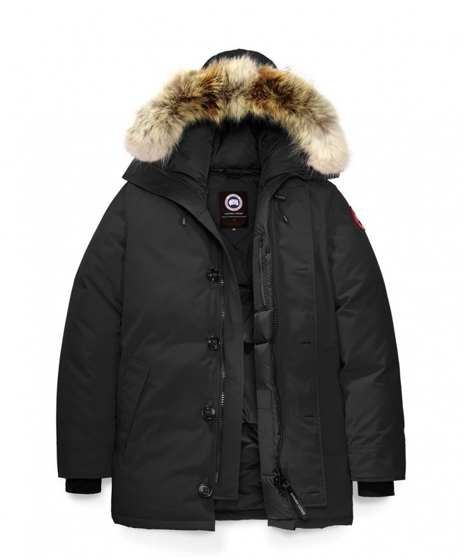 <img class='new_mark_img1' src='https://img.shop-pro.jp/img/new/icons8.gif' style='border:none;display:inline;margin:0px;padding:0px;width:auto;' />[CANADA GOOSE] カナダグース CHATEAU PARKA FF 3426MA (BLACK)