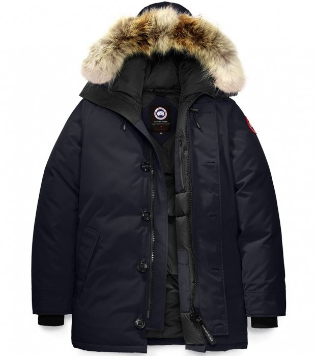 <img class='new_mark_img1' src='https://img.shop-pro.jp/img/new/icons8.gif' style='border:none;display:inline;margin:0px;padding:0px;width:auto;' />[CANADA GOOSE] カナダグース CHATEAU PARKA FF 3426MA (NAVY)