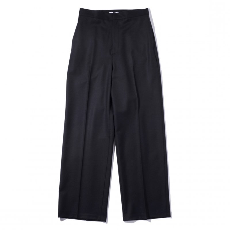 <img class='new_mark_img1' src='https://img.shop-pro.jp/img/new/icons24.gif' style='border:none;display:inline;margin:0px;padding:0px;width:auto;' />[SALE][MY] マイ STRAIGHT PANTS (BLACK・BEIGE) 203-61506
