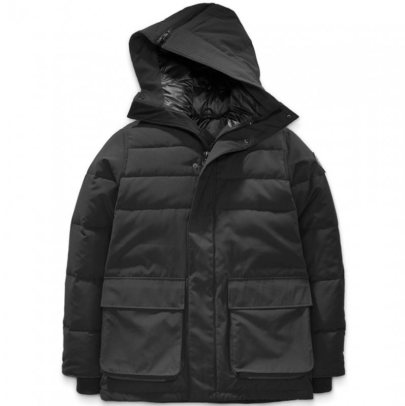 <img class='new_mark_img1' src='https://img.shop-pro.jp/img/new/icons8.gif' style='border:none;display:inline;margin:0px;padding:0px;width:auto;' />[CANADA GOOSE] カナダグース WEDGEMOUNT PARKA BLACK LABEL 3031MB (各色)