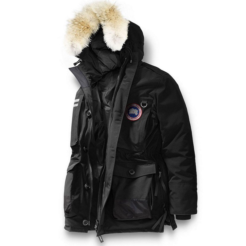 <img class='new_mark_img1' src='https://img.shop-pro.jp/img/new/icons8.gif' style='border:none;display:inline;margin:0px;padding:0px;width:auto;' />[CANADA GOOSE] カナダグース MACCULLOCH PARKA FF 9512MA (BLACK)