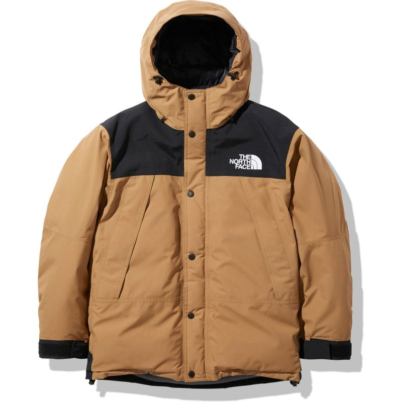 <img class='new_mark_img1' src='https://img.shop-pro.jp/img/new/icons50.gif' style='border:none;display:inline;margin:0px;padding:0px;width:auto;' />[THE NORTH FACE]  ザ・ノース・フェイス (メンズ) Mountain Down Jacket ND91930 UB(ユーティリティブラウン)
