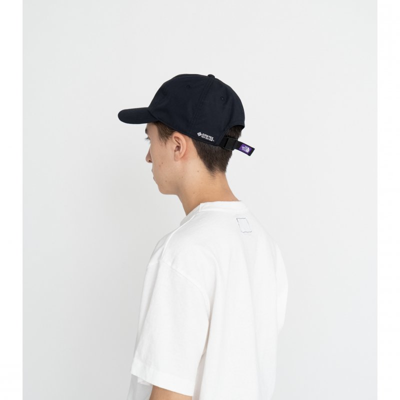 <img class='new_mark_img1' src='https://img.shop-pro.jp/img/new/icons50.gif' style='border:none;display:inline;margin:0px;padding:0px;width:auto;' />[THE NORTH FACE PURPLE LABEL] ザ・ノースフェイス パープルレーベル 65/35 GORE-TEX INFINIUM™ Cap NN8100N (各色)