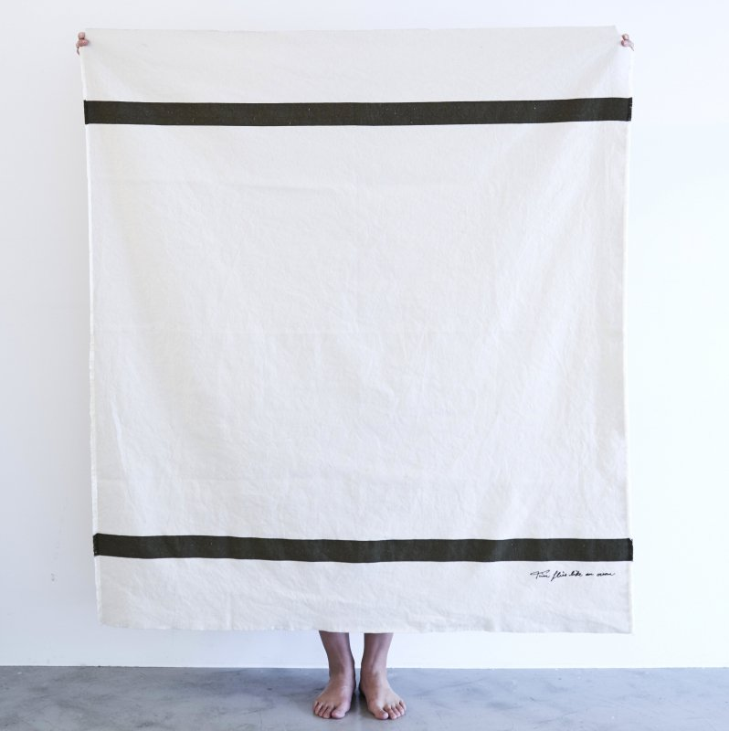 <img class='new_mark_img1' src='https://img.shop-pro.jp/img/new/icons8.gif' style='border:none;display:inline;margin:0px;padding:0px;width:auto;' />[loomer] ルーマー US NAVY Blanket