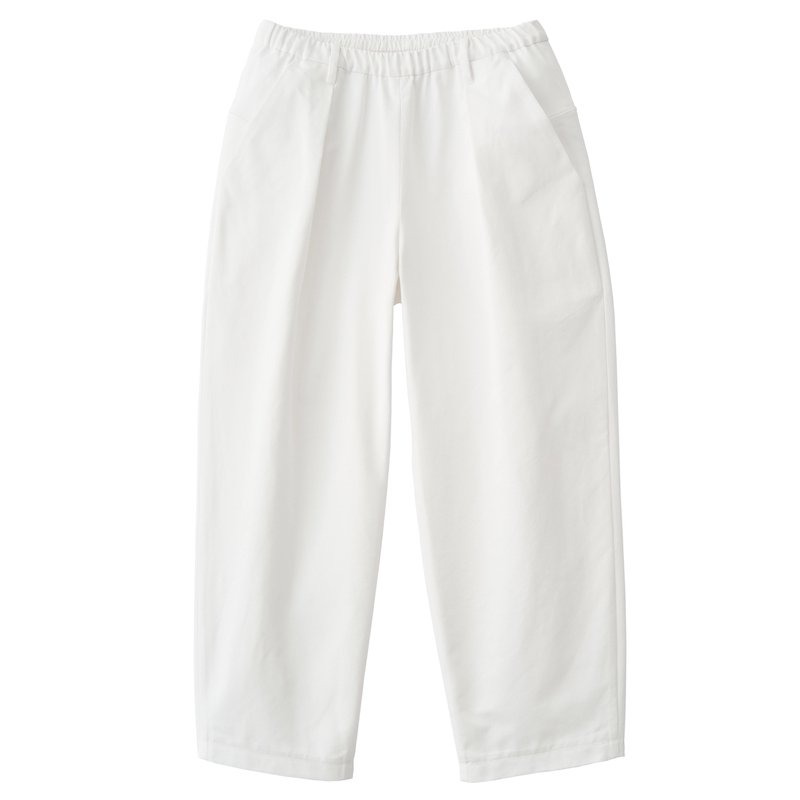<img class='new_mark_img1' src='https://img.shop-pro.jp/img/new/icons8.gif' style='border:none;display:inline;margin:0px;padding:0px;width:auto;' />[TEATORA] テアトラ WALLET PANTS RESORT -TIME LEAP-  (WHITE)