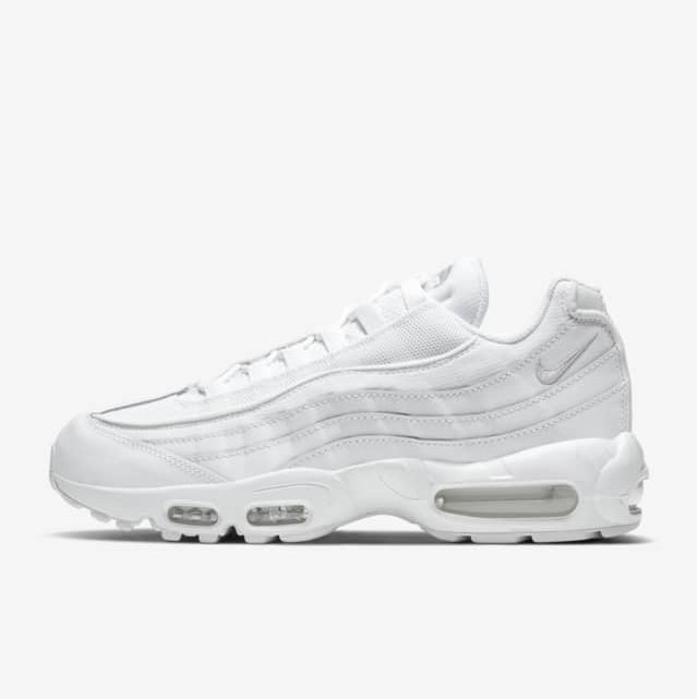 <img class='new_mark_img1' src='https://img.shop-pro.jp/img/new/icons8.gif' style='border:none;display:inline;margin:0px;padding:0px;width:auto;' />[NIKE] AIR MAX 95 ESSENTIAL CT1268-100