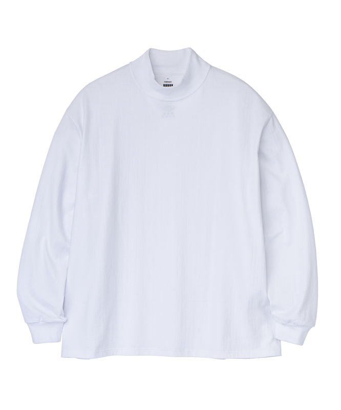 <img class='new_mark_img1' src='https://img.shop-pro.jp/img/new/icons8.gif' style='border:none;display:inline;margin:0px;padding:0px;width:auto;' />[Graphpaper]  L/S Mock Neck Tee (各色)
