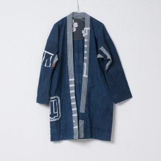 藍染コート 桜