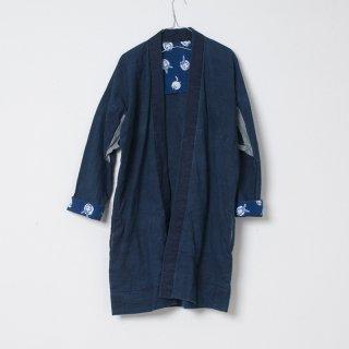 藍染コート うさぎ