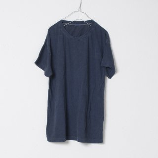 <img class='new_mark_img1' src='https://img.shop-pro.jp/img/new/icons20.gif' style='border:none;display:inline;margin:0px;padding:0px;width:auto;' />シャンカールコットン Tシャツ スモークブルー 40%off