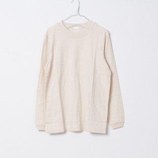 レッドカシミヤOGロングスリーブTシャツ キナリ size1.2.3.4