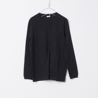 レッドカシミヤOGロングスリーブTシャツ ブラック