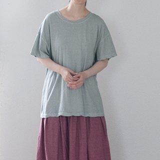 アルティメイト・ピマ Tシャツ サックス(シャーベット)